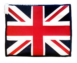 Union Jack Saddle pad från John Whitaker