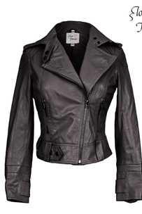 Romantic Biker Jacket