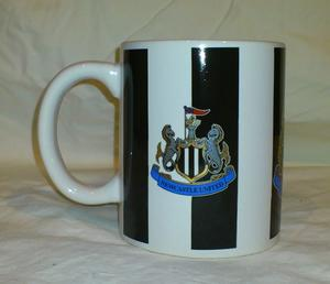 Mugg Newcastle Utd