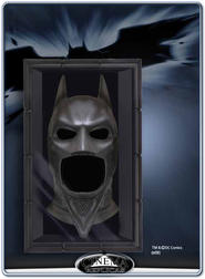 The Dark Knight Cowl & Shadow Box