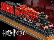Hogwarts Express die cast model