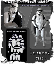 Trooper FX Armour