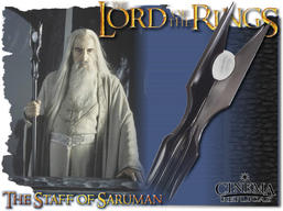 Staff of Saruman by UC.