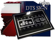 DTS ES Acrylic sign