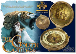 Golden Compass Alethiometer