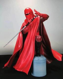 Royal Guard ART FX Statue