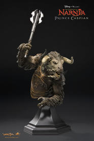 Prince Caspian - Minotaur Bust