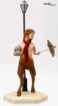 Narnia Tumnus Maquette