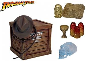 Indiana Jones artifact paperweight collection ComicCon '08 excl