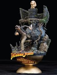 Indiana Jones Raiders of the Lost Ark Art FX Theater