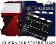Film Directors clapboard