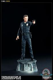 Terminator: T-1000 Polystone Statue