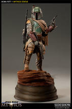 Boba Fett Mythos Statue