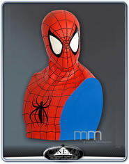Spiderman comic 1:1 bust
