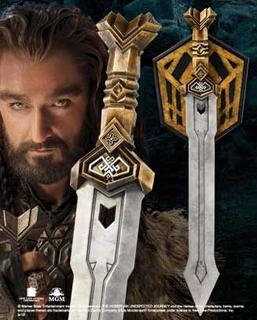 The Hobbit: OASKENSHIELD'S Dwarven Sword Full Size Replica by Noble