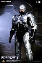 Robocop 3: Robocop 1:4 scale HD masterpiece figure
