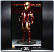 Iron Man Mark III Half-Scale Maquette