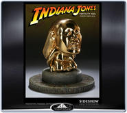 Indiana Jones Fertility Idol Prop Replica Golden Idol