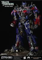 Transformers: Optimus Prime Statue