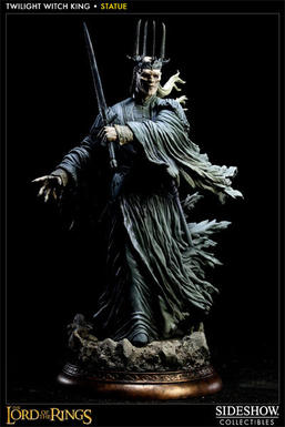 Twilight Witch-King Statue