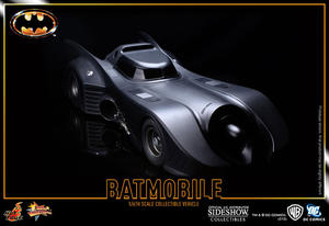Batman: Batmobile 1989 Version Sixth Scale