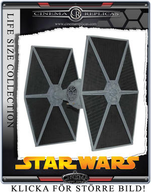 Star Wars - A New Hope: Imperial TIE Fighter Replica