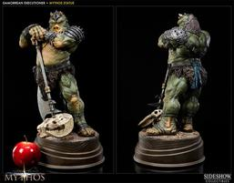 Gamorrean Executioner Mythos Statue