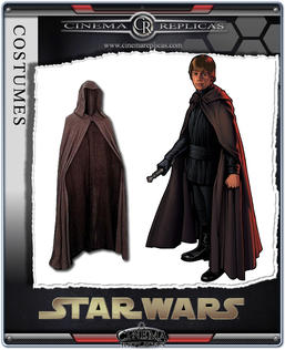 Luke Skywalker Jedi Cloak