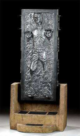 Han Solo in Carbonite 1:4 Premium Format Figure