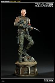 Terminator Salvation: John Connor Statue