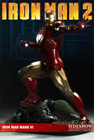 Iron Man Mark VI Maquette - Iron Man 2