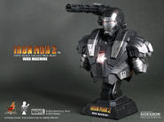 War Machine Collectible Bust - Iron Man 2