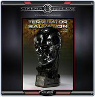 Terminator Salvation T-700 Life-Size Bust