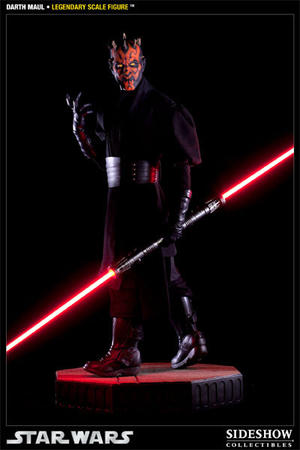 Darth Maul Legendary Scale 1:2 Figure
