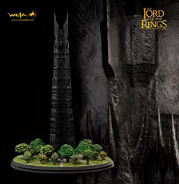 Orthanc - Black Tower of Isengard