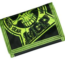 MGP Wallet - Shattered Black/Green