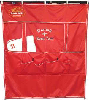 TÄVLINGS PRODUKTER - Boxgardiner - Boxgardin röd modell 4