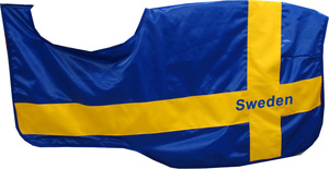 SWEDEN SERIEN - Ridtäcke sverige