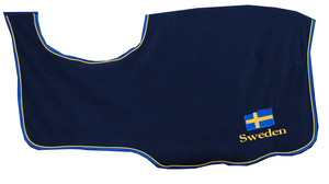 SWEDEN SERIEN - Fleece ridtäcke Sweden