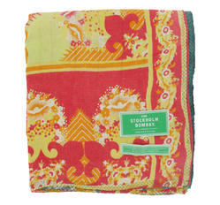 Vintage bedspread - Lemon
