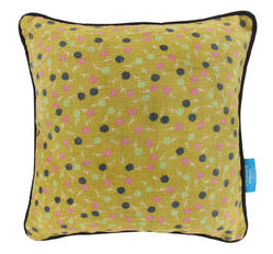 Vintage pillow - Misted Yellow