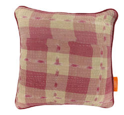 Vintage pillow - Red Bud