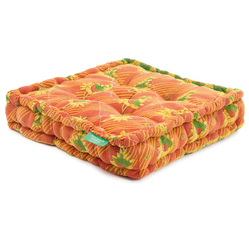 Floor Cushion - Emberglow / Freesia