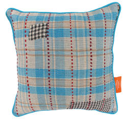 Vintage pillow - Blue Mist