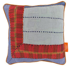 Vintage pillow - Ballad Blue
