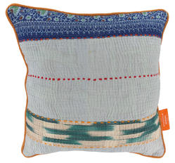 Vintage pillow - Everglade