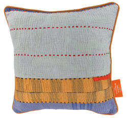 Vintage pillow - Gold Fusion