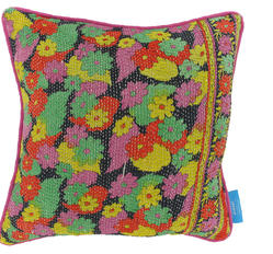 Vintage pillow - Dusky Citron