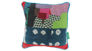Vintage Patchwork - Green Flash