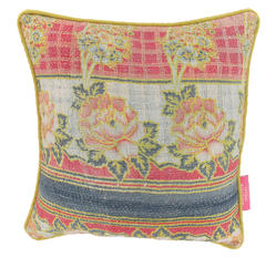 Vintage pillow - Sugar Coral